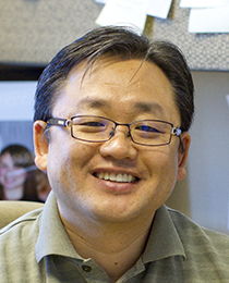 Portrait of Gail-Joon Ahn